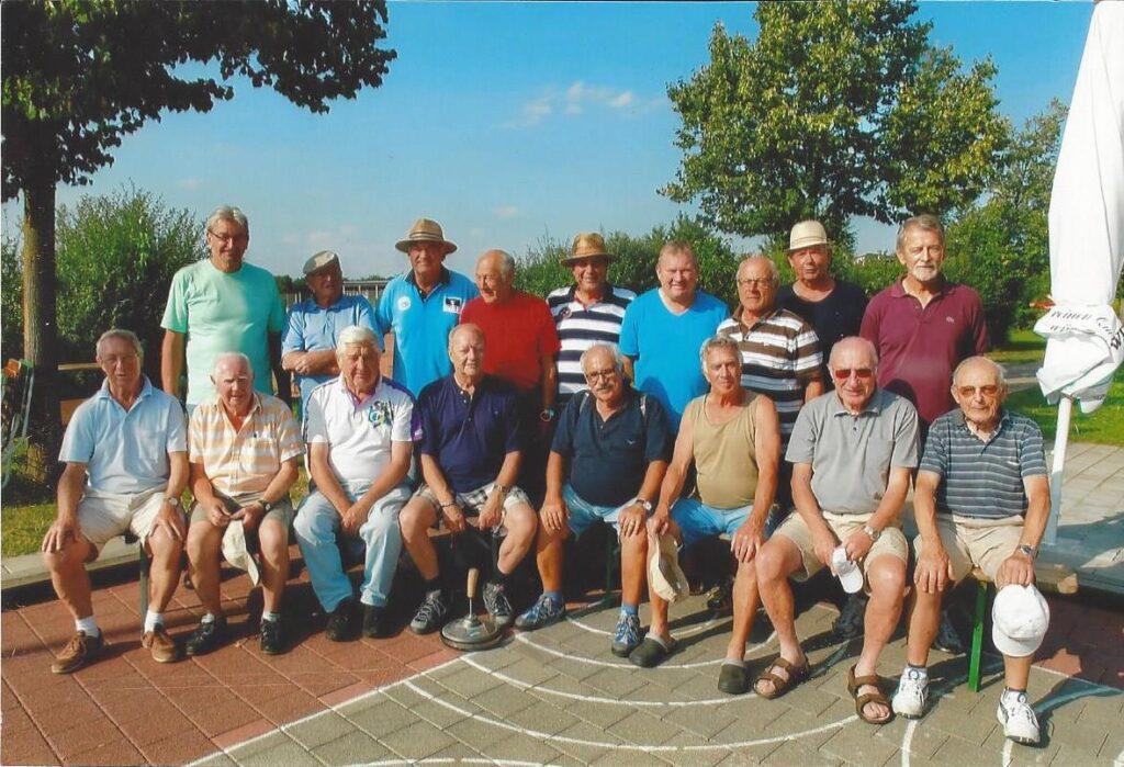 Mitglieder Stocksport Heimstetten Kirchheim