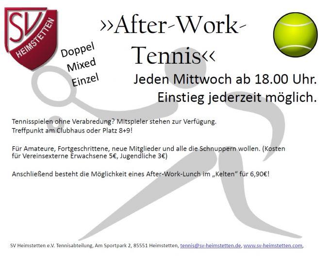 sv-heimstetten_afterwork_plakat
