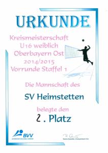 Urkunde-U16w-Kreismeisterschaft2014