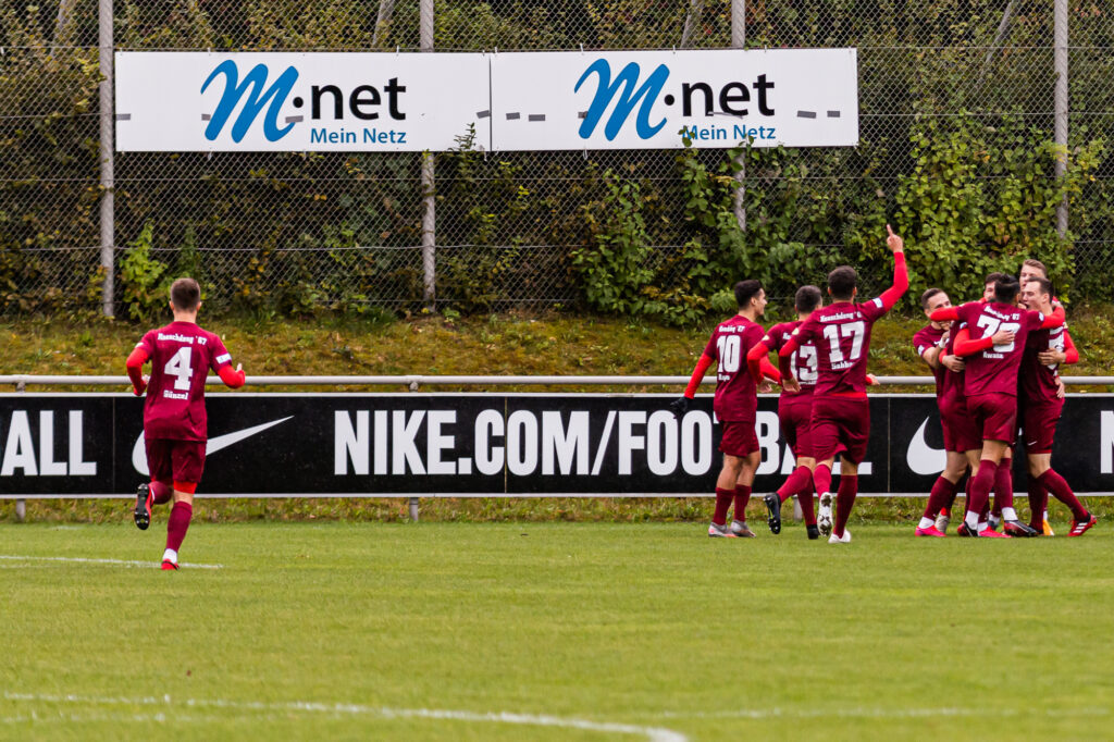 Regionalliga: Erstes Ligaspiel der Ersten, die zweite Spielt Auswärts gegen Tabellenführer