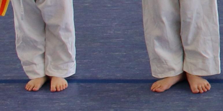 Karate für Schulkinder ab 7 Jahren