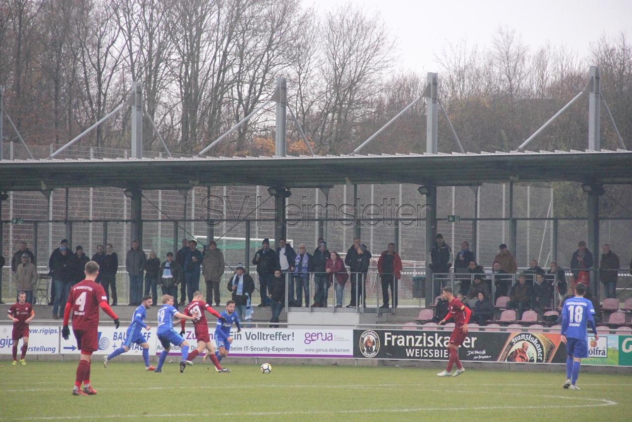 Regionalliga: Sieg durch Dreierpack von Lukas Riglewski innerhalb von 18 Minuten