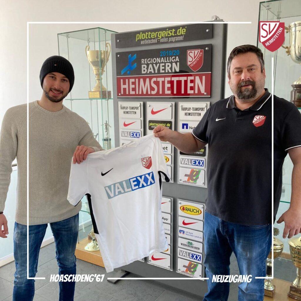 Regionalliga: Vorstellung der Neuzugänge für die Saison 2021/22