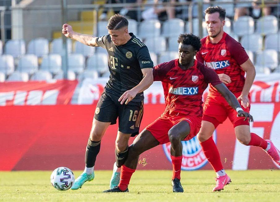 Regionalliga: Aufsteiger zu Gast im Sportpark