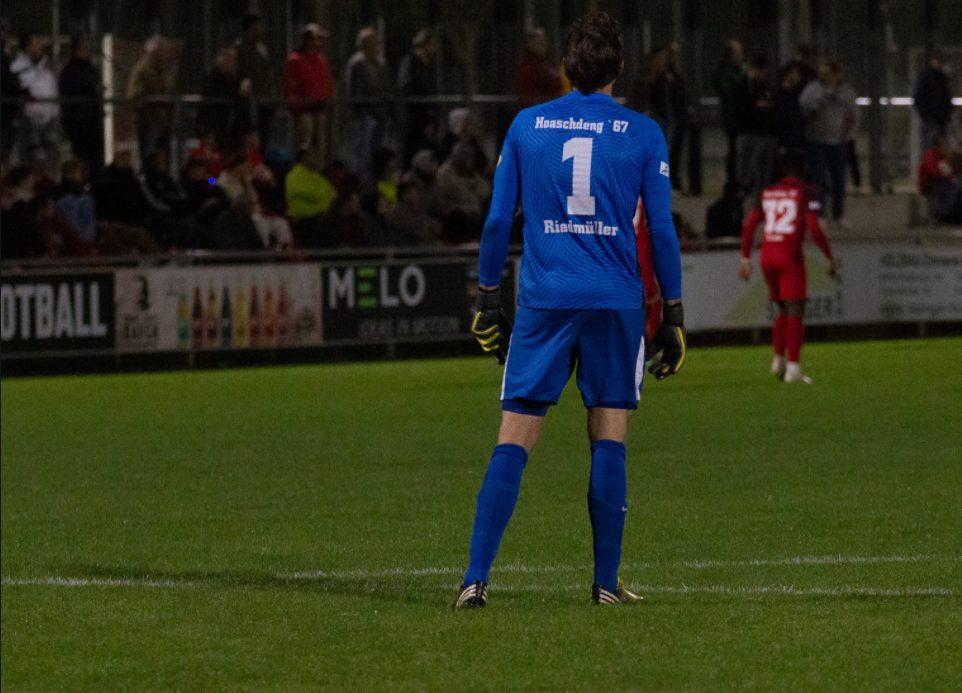 Regionalliga: SVH-Serie reißt in Illertissen