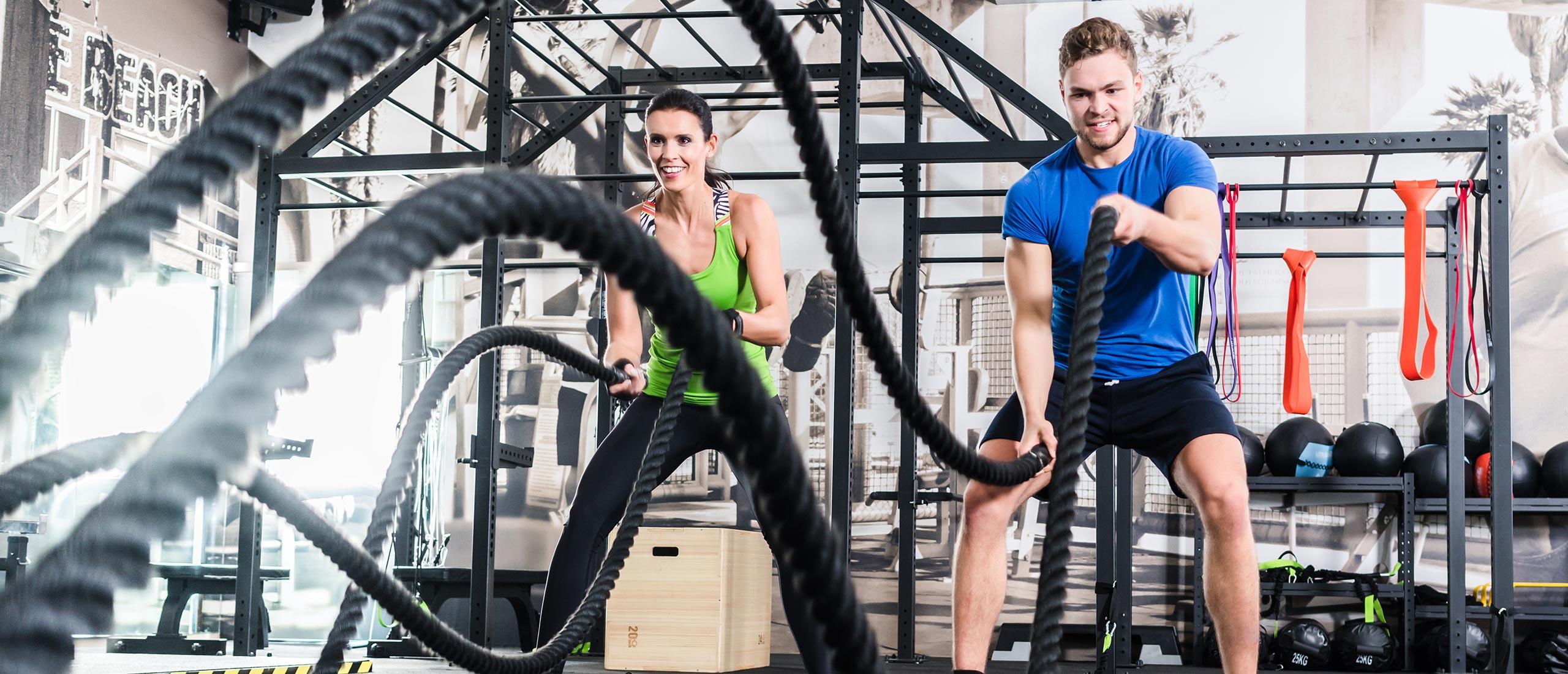 Eingeschränktes Sportangebot der Abteilung Fitness & Gymnastik