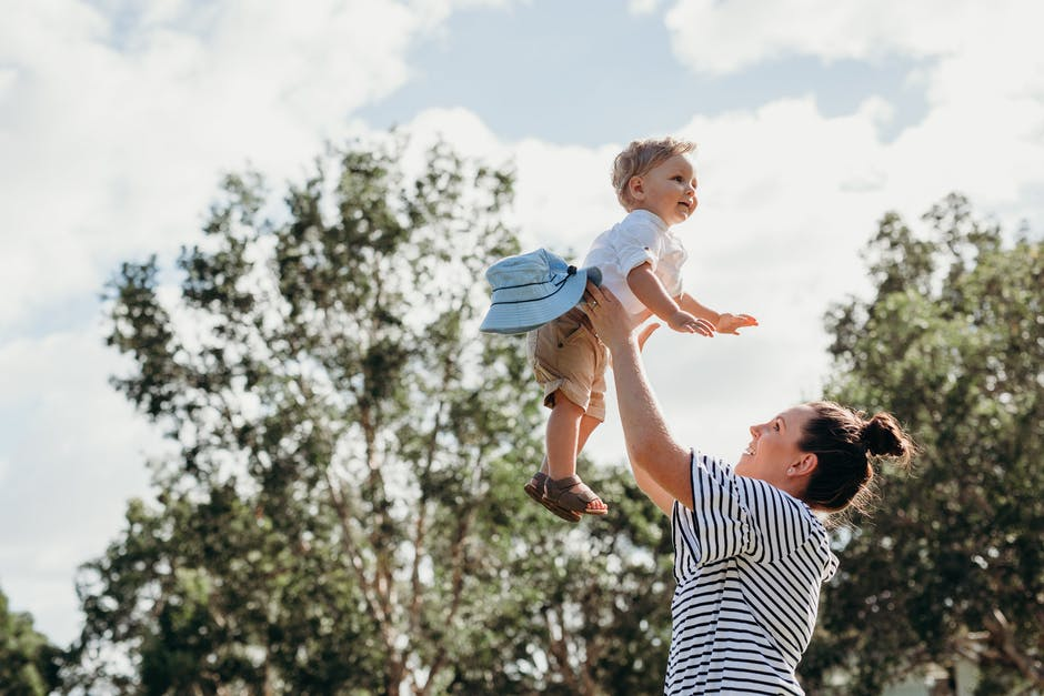 Neuer Kurs beim SV Heimstetten: Mami-Baby-Yoga ab 5. Februar